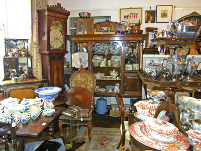 Key points you must know before buying an existing antiques business