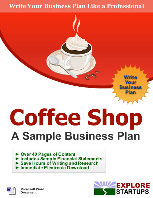 business plan for coffee shop pdf file
