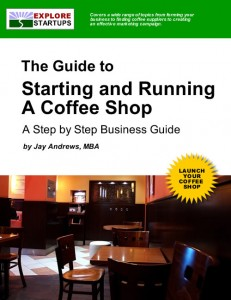 How to Start a Coffee Shop eBook